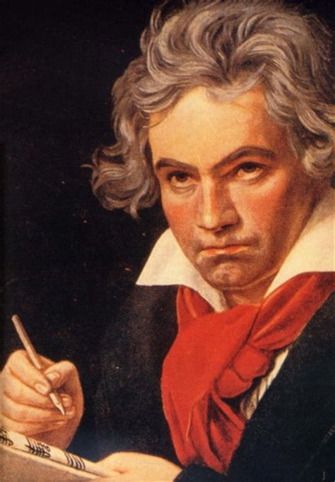 beethoven born deaf geniuses