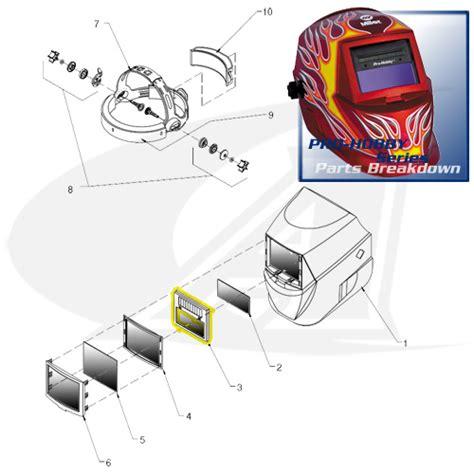 auto darkening welding shields wiring diagrams repair
