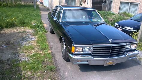 my 1983 caprice classic my chevy caprice classic 1983 a quick peek youtube