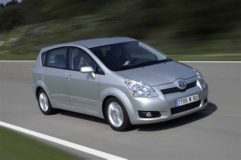 Toyota Carolla Verso Toyota Corolla Verso 2008 Review Amazing Pictures And
