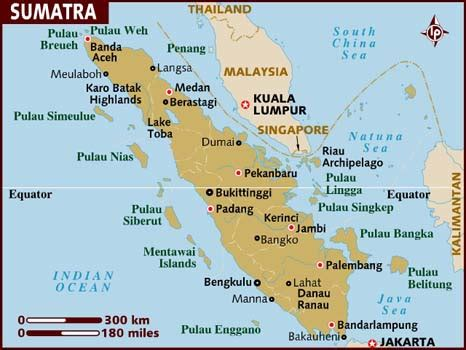 Indonesia Travel: Sumatra Information and Travel Tips   Indonesia'd