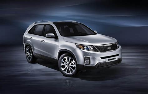 The New Kia Sorento New 2013 Kia Sorento