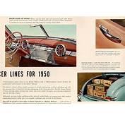 1950 Kaiser Brochure