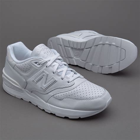 List Harga New Balance sepatu sneakers new balance original 597 leather white