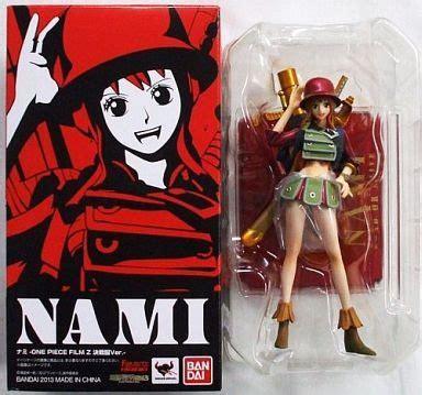 one piece film z pelicula completa español figura pvc nami figuarts zero anime one piece film z