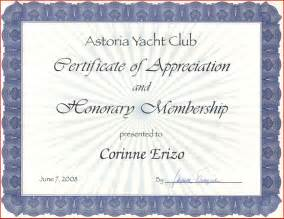 honorary certificate template honorary membership certificate template quotes