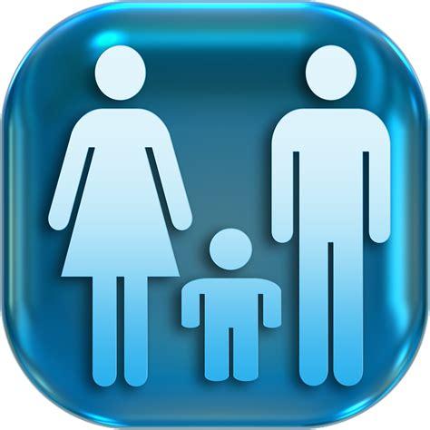como convertir imagenes png en iconos iconos s 237 mbolos familia 183 imagen gratis en pixabay