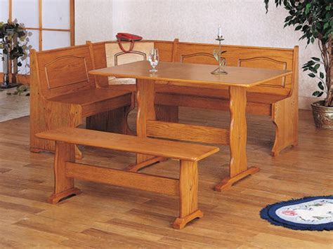 Kitchen Table Booth Wood L Shaped Kitchen Booths Corner The Clayton Design Style Of Table Can Be Used