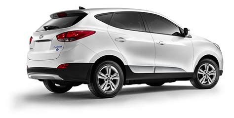 hyundai tucson 2014 white 2014 hyundai tucson gls white top auto magazine