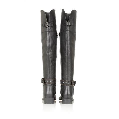 buy ravel arkansas knee high boots in black