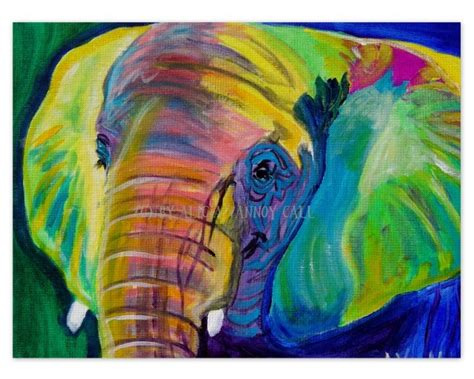 free animal painting elephant dawgart zoo animal elephant zoo animal
