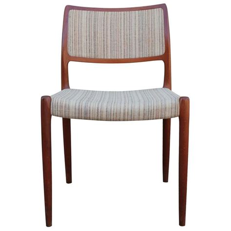 Jl Furniture by Set Of Six Niels Moller For Jl Moller Dining Chairs At 1stdibs