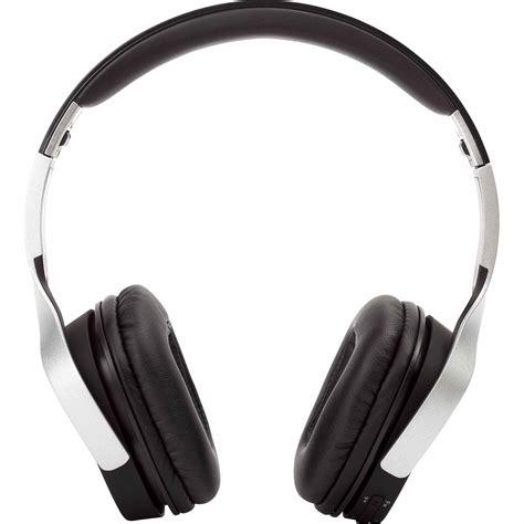 Headset Nakamichi nakamichi bthp06 noise isolating on ear wireless headphones black sears outlet
