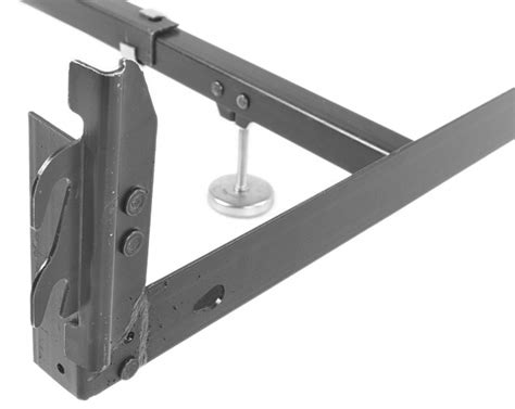 rail bed frame leggett platt hook on bed rails for bed frame