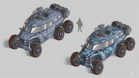 concept off road truck human off road vehicle concept art by zacharias