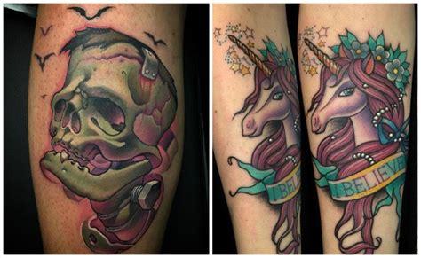 new school tattoo la tatuajes new school estilo y dise 241 os de los tatuajes modernos