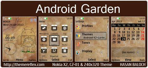 nokia c2 06 themes zedge android theme for nokia asha 303 android garden live theme for nokia asha 300 303 c2 02