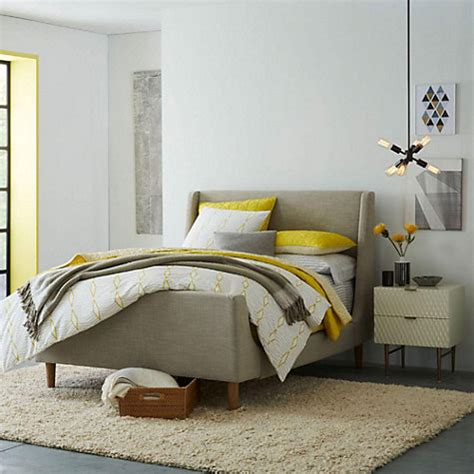buy west elm audrey bedroom furniture range john lewis