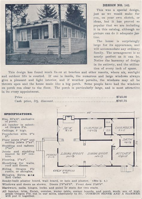 ready made house plans 1915 hip roofed bungalow with pergola ready built house