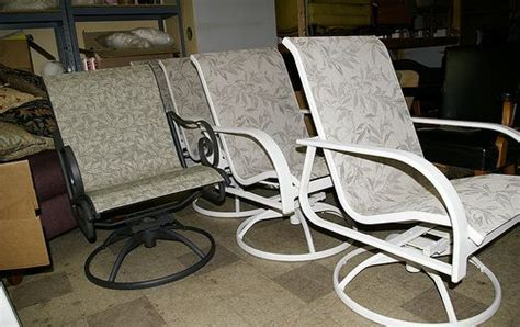 Replacement Patio Chair Sling by Diy Sling Replacement For Patio Furniture