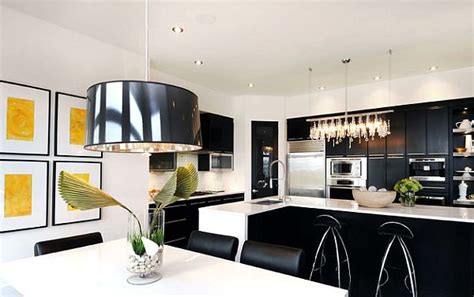 black white and yellow kitchen 3 basic home decor you may forgotten