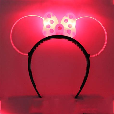 Light Up Mickey Mouse Ears by Get Cheap Led Mouse Ears Aliexpress Alibaba