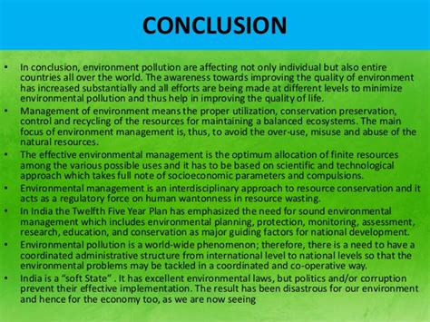 Air Pollution Essay Conclusion by Agriculture Thesis Thesis Presentation Boards Air Pollution Essay Conclusion Pollution