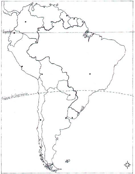 mapa a america do sul mapa da america do sul para colorir