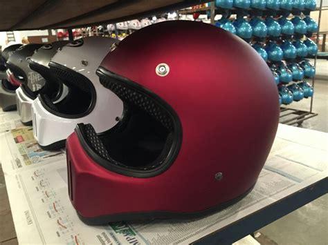 Helm Cakil Polos jual helm cakil merah polos helm cakil
