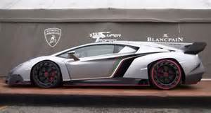 Lamborghini Veneno Trailer 4 1 Million Lamborghini Veneno Gets Loaded Onto Truck