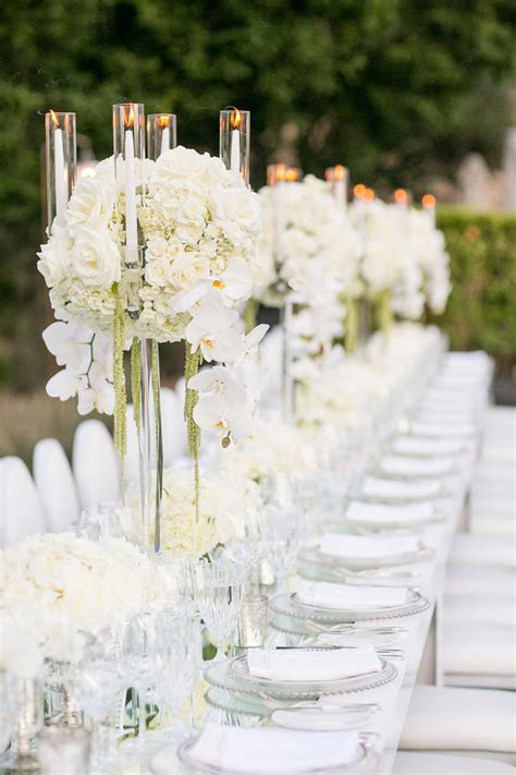 Wedding Centerpieces Extravagant Or Simple Wedding Reception Centerpieces