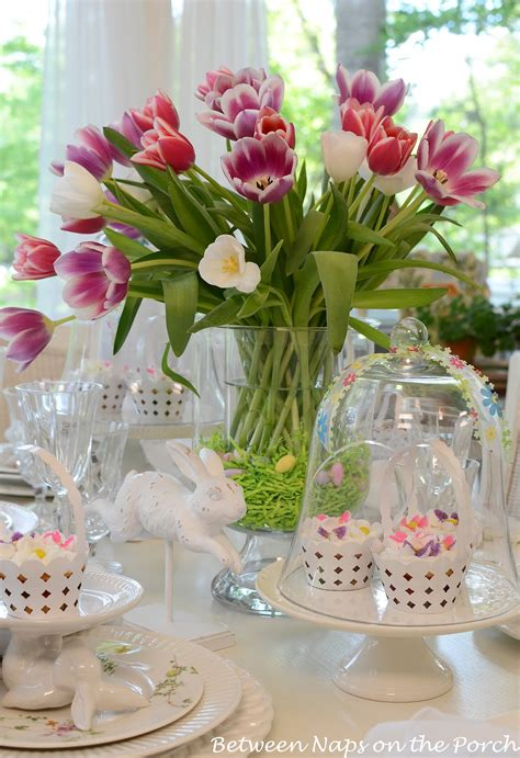 spring table decorations dining room creative easter table decoration ideas to