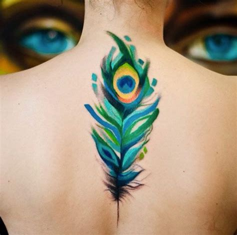 small peacock tattoo designs best 25 small peacock ideas on peacock