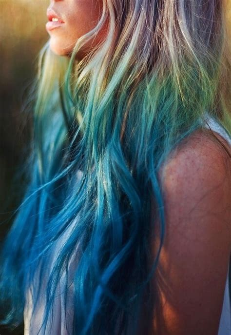 mermaid hair colors blue mermaid hair hair colors ideas
