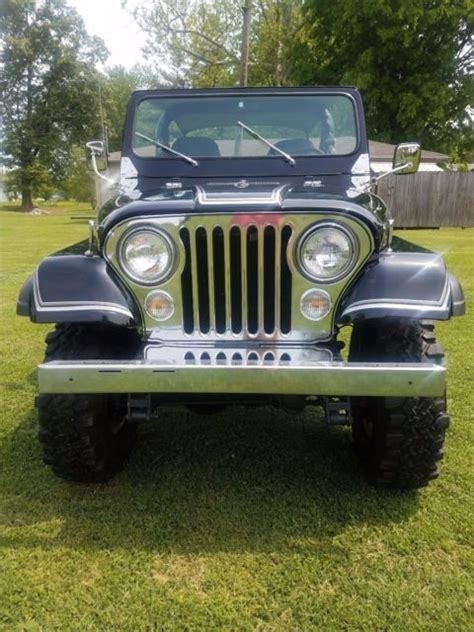 jeep cj5 laredo 1982 jeep laredo cj5 4x4