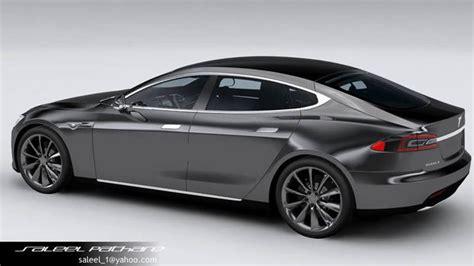 Tesla New Model 2016 Tesla Model S 2016 3d Model Max Obj Cgtrader