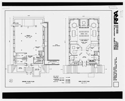 synagogue floor plan 15 main floor plan woodbine brotherhood synagogue 612