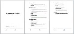 company profile template 171 gigra llc