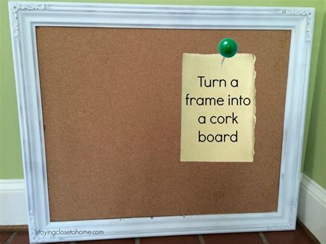 diy fabric backed bulletin board cubicle puppy office repurpose picture frames into cork boards tutorial close