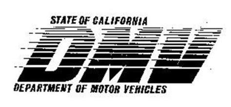 state department of motor vehicles california dmv logo
