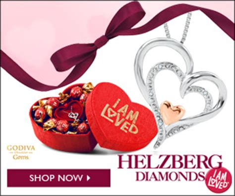 Olive Garden Valentines Day Special by Helzberg Diamonds Special 2012