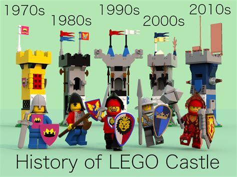 lego themes list lego ideas history of lego castle