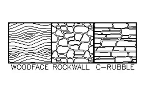 stone pattern cad block archblocks blog