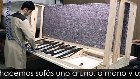 Standard Sofa by Tapizado De Sof 225 Con Funda Youtube