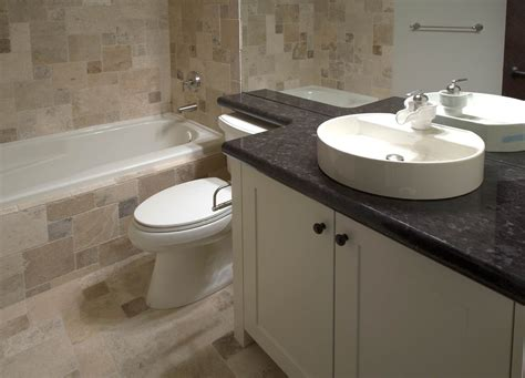 bathroom countertop tile ideas 30 bathroom countertop granite tile picture