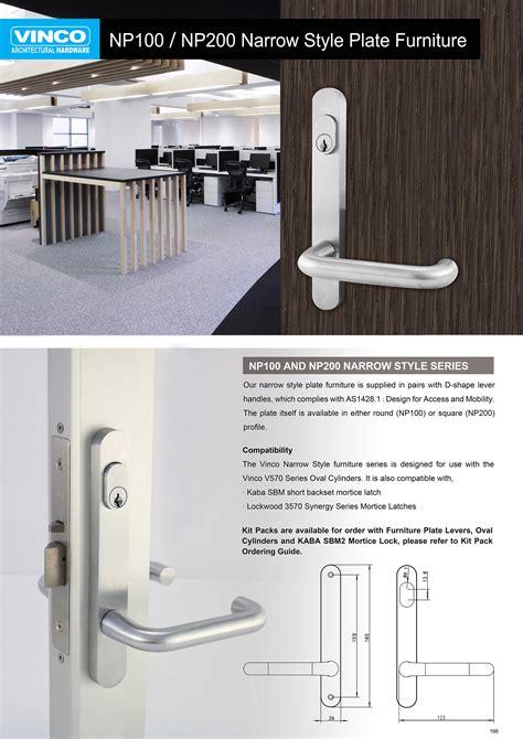 Door Handle Flyers vinco new product