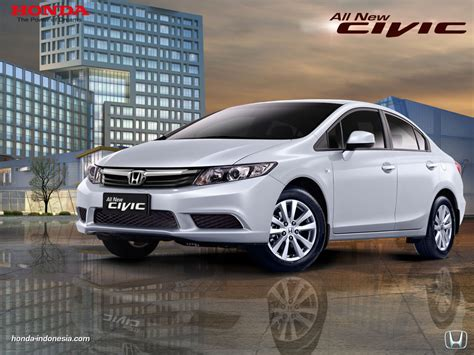 mobil honda civic all new honda civic glen honda mobil