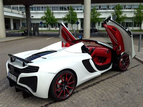 mansory mclaren passion for luxury mclaren mp4 12c spider mansory