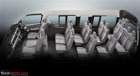 nissan urvan 2013 interior rumour ashok leyland considering nissan nv350 caravan for