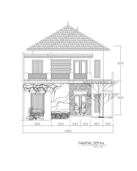 tutorial menggambar rumah desain rumah minimalis dengan coreldraw gambar puasa